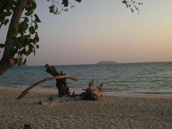 Holiday Inn Resort Phi Phi Island: Lever du soleil sur la plage