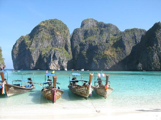 Holiday Inn Resort Phi Phi Island: Maya Bay