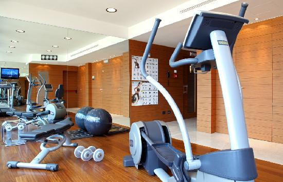 Crowne Plaza Hotel Milan City: Fitness Room