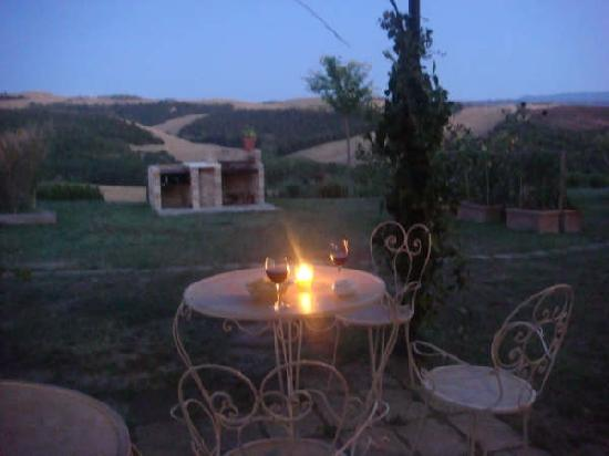 Podere Salicotto: Welcome to where Silence is Golden