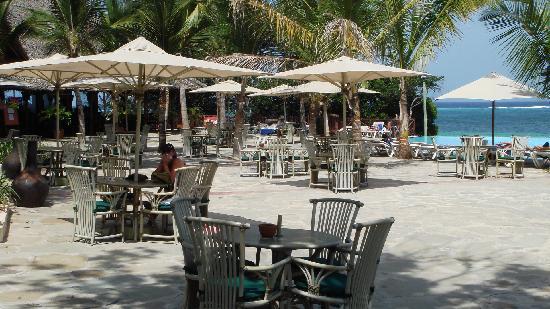 Baobab Beach Resort & Spa: kole kole area
