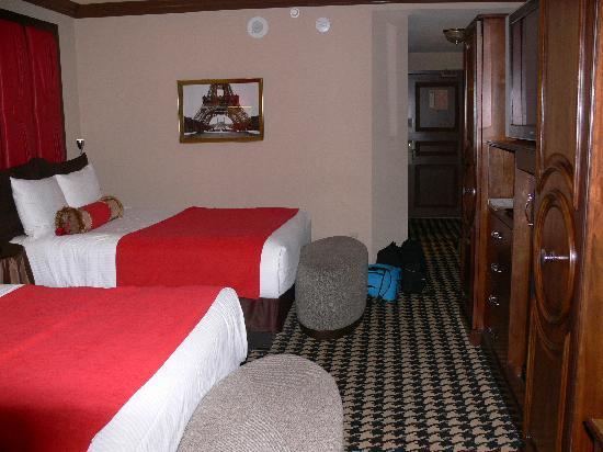 Paris Las Vegas: nice room