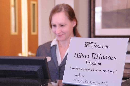 Hilton Garden Inn Cartersville: Great staff!