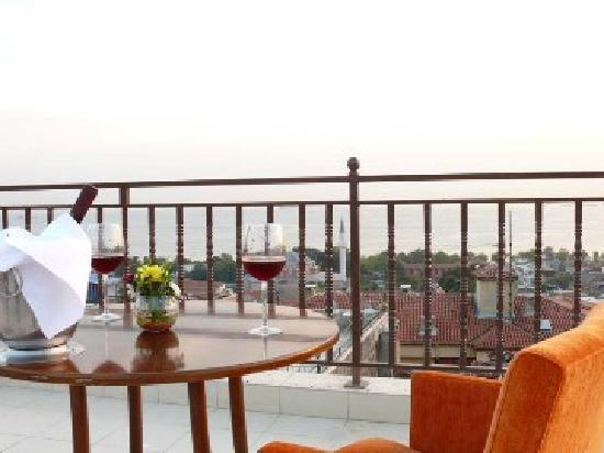 Masal Apart: Terrace