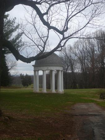 James Madison's Montpelier: The temple