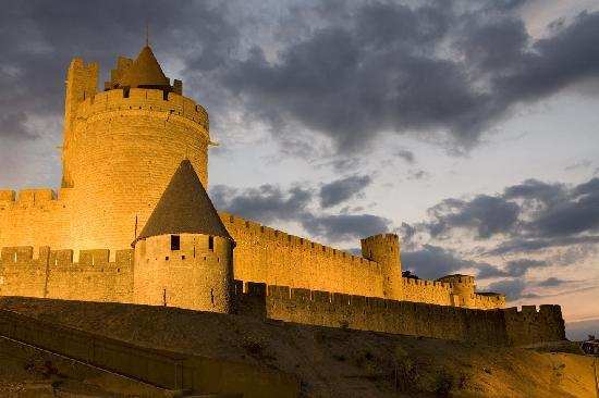 Hotel Montmorency: Carcassonne