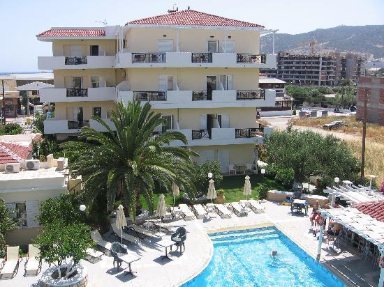 Hotel Romantica Apartments: Hotel Romantica