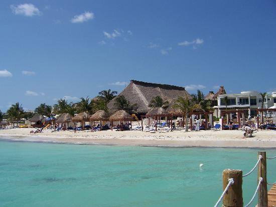 Azul Beach Resort Riviera Maya: Lobby
