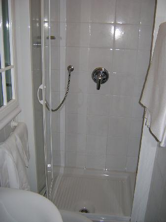 Hotel Casmona: doccia