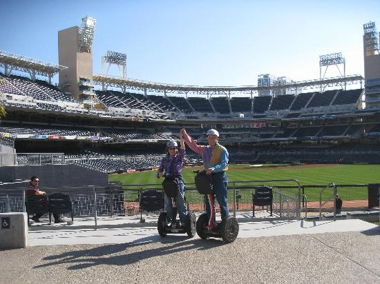 Another Side Of San Diego Tours: Petco Field