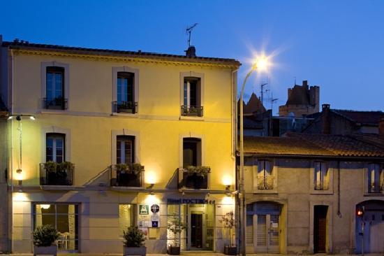 Hôtel L'Octroi: facade