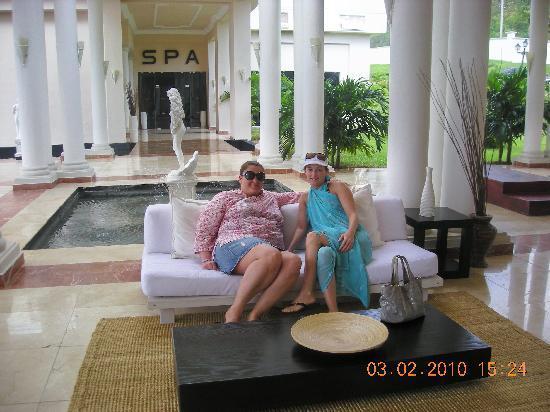 Grand Palladium Jamaica Resort & Spa: spa