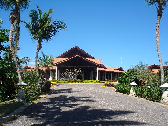 Natura Park Beach - EcoResort & Spa: Entrance