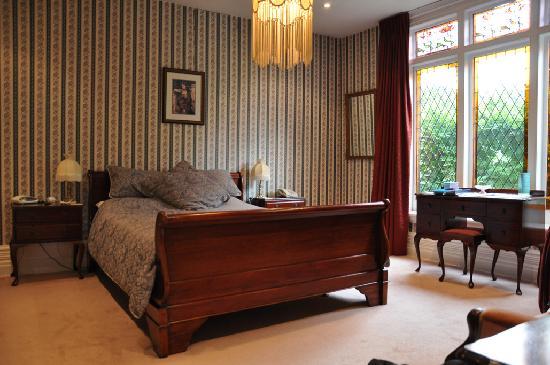 Eliza's Manor Boutique Hotel: Habitacion Heritage