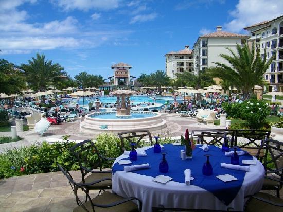 Beaches Turks & Caicos Resort Villages & Spa: Italian