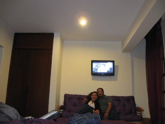 Hotel Casa Deco : Antes de partir