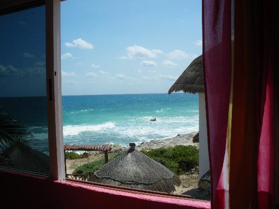 Villa La Bella: View out the window!