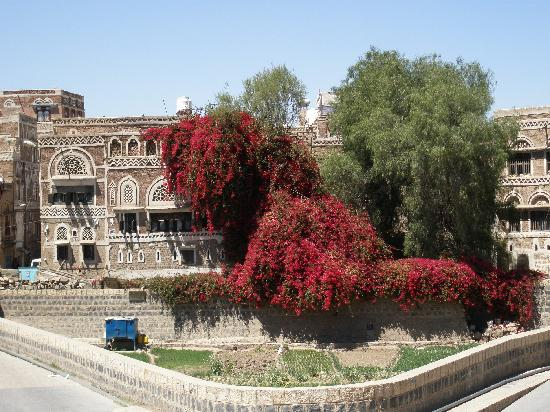 house at old sanaa