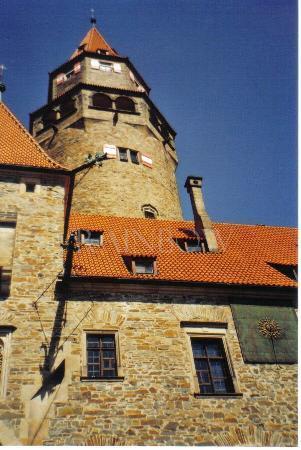 Bouzov Castle: Bouzov