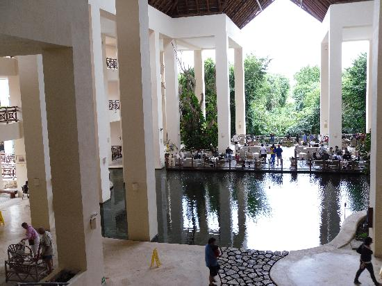Occidental at Xcaret Destination: la hall d'entrée