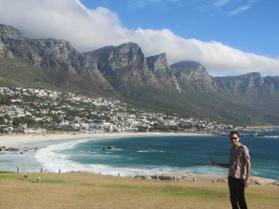 Cape Town sentrum, Sør-Afrika: camps bay