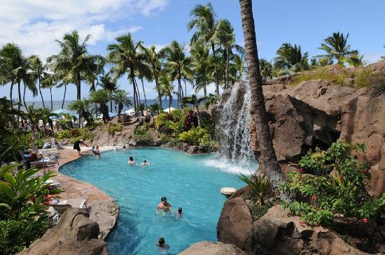 Grand Wailea - A Waldorf Astoria Resort: 1 of the pools