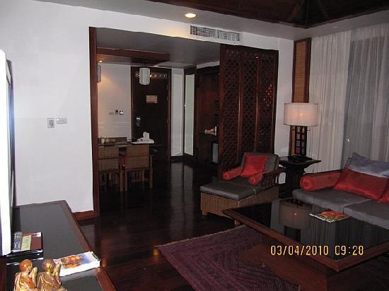 Ratilanna Riverside Spa Resort Chiang Mai: room