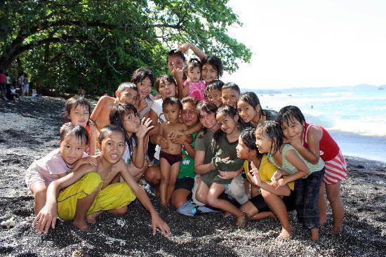 Cocotinos Manado: Gente amable