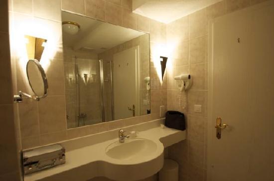 Hotel Schweizerhof Gourmet & Spa: clean!