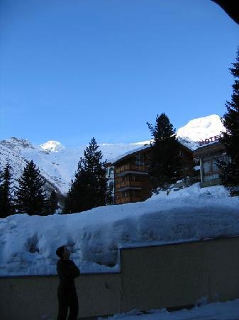Hotel Schweizerhof Gourmet & Spa: another view