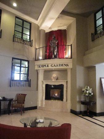 Temple Gardens Hotel & Spa: Lobby