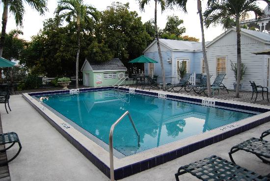 Key Lime Inn Key West: Piscine