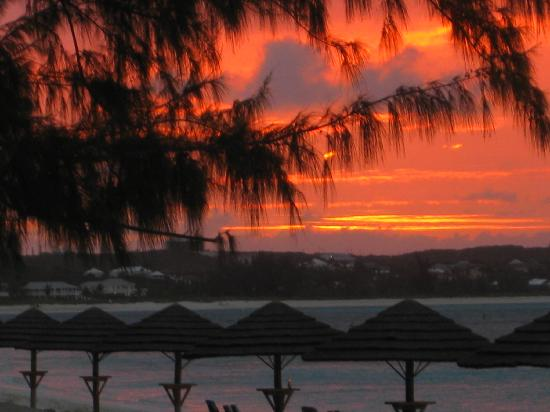 Beaches Turks & Caicos Resort Villages & Spa: Beautiful sunsets