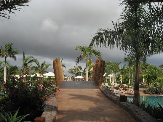 Lopesan Baobab Resort: GIARDINO