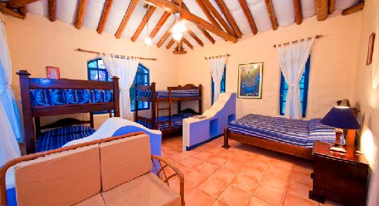 Mantaraya Lodge: Family Room