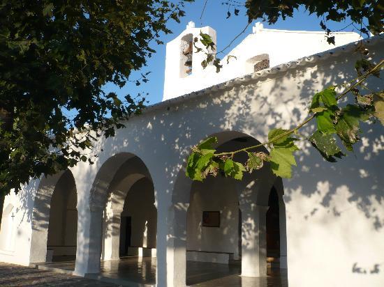 Ibiza Iglesia de Sant Miquel