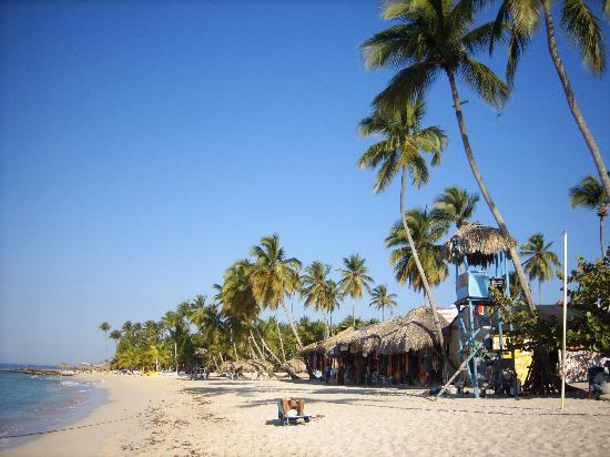 Iberostar Hacienda Dominicus: spiaggia