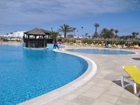Djerba Sun Club: piscine enfant