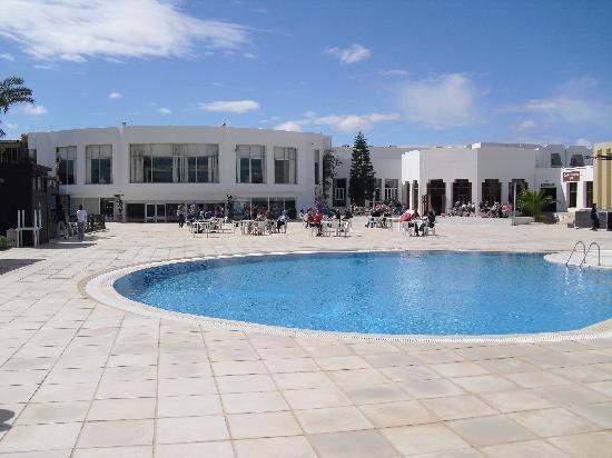 Djerba Sun Club: terrasse