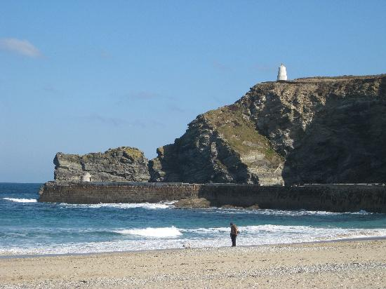 Gwel an Mor: Portreath Beach