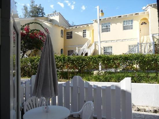Sunrise Beach Clubs and Villas: Garden Villa View