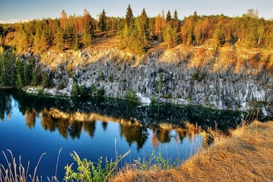 Republic of Karelia, รัสเซีย: Pizanec Lake, Region Karelia, Russia