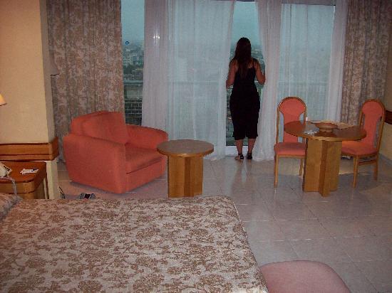Tryp Habana Libre: Habitación del Hotel Habana Libre
