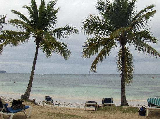 Grand Paradise Samana: Beach at our hotel