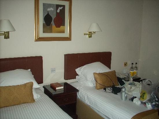 Macdonald Marine Hotel & Spa: room