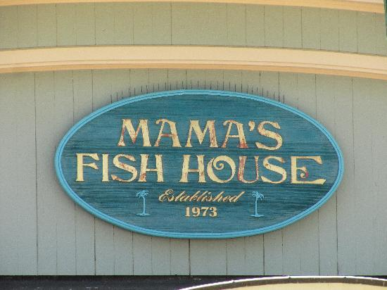 Mama's Fish House: Mama's
