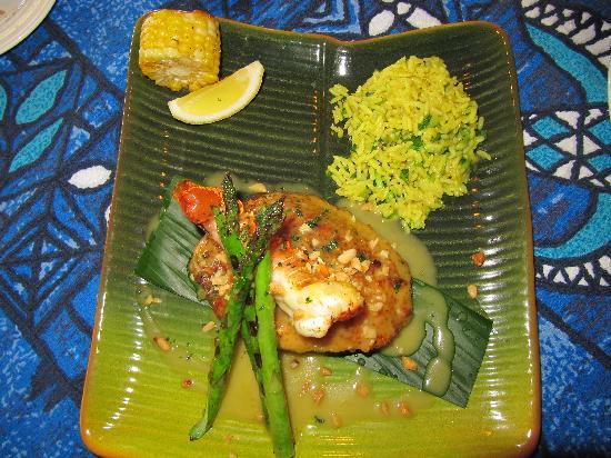 Mama's Fish House: My Macadamia Nut Crusted Fish