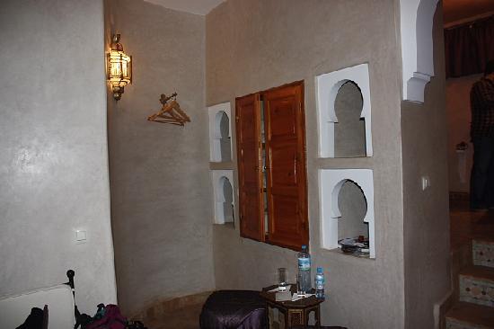 Dar Tasnime: habitacion