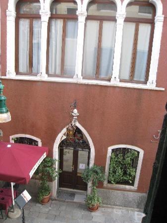 Casa Fenice: View