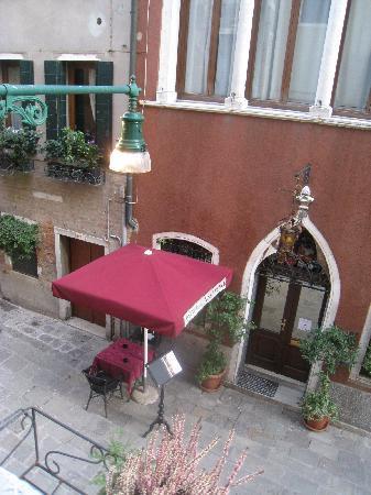 Casa Fenice: restaurant